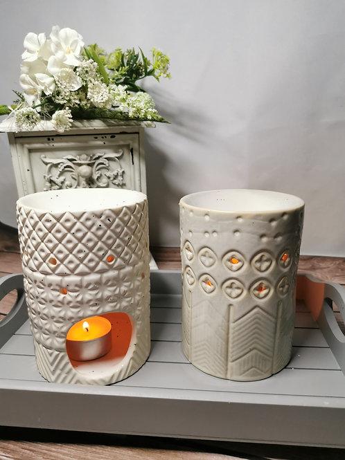 Gothic style tealight burner
