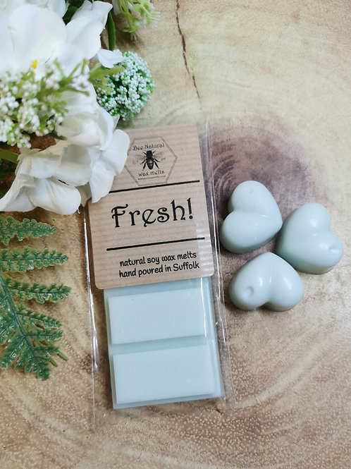 Fresh  (Peppermint & Eucalyptus) from £2.50
