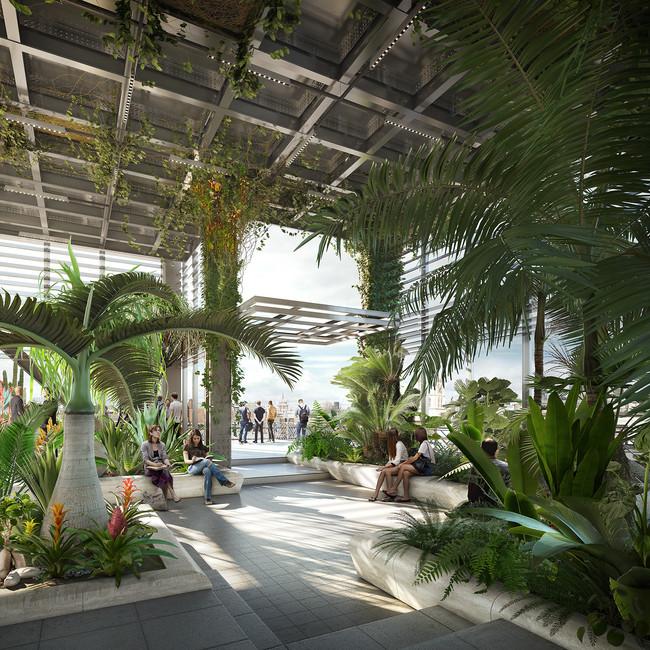 """""""Garden Room"""" - Concept"""