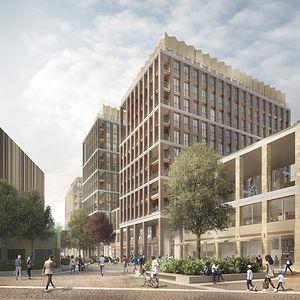 Hutchinson & Partners | nbv studio | White Chapel Square