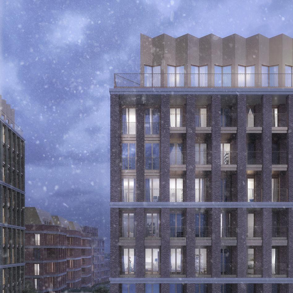 """""""Whitechapel Snow"""""""