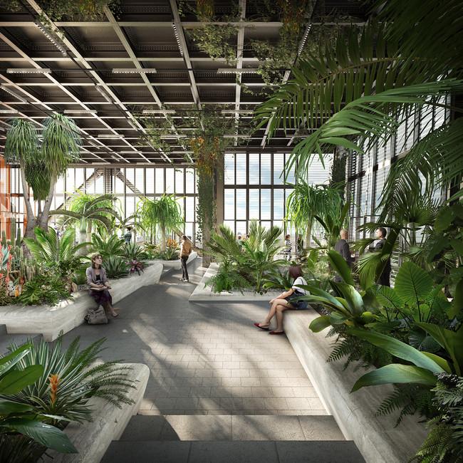 """Garden Room"" - Refined Concept"