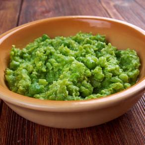 Mushy Peas & Gruyère