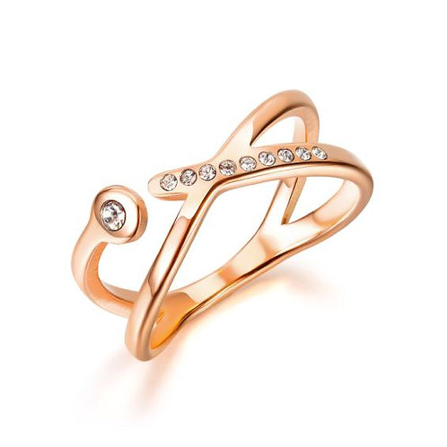 Yuna Ring Rose Gold 52