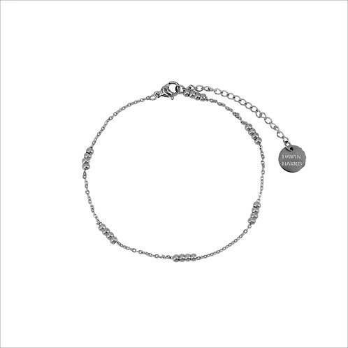 Classic Anklet Silver