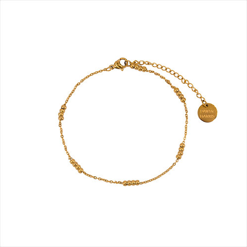 Classic Anklet Gold
