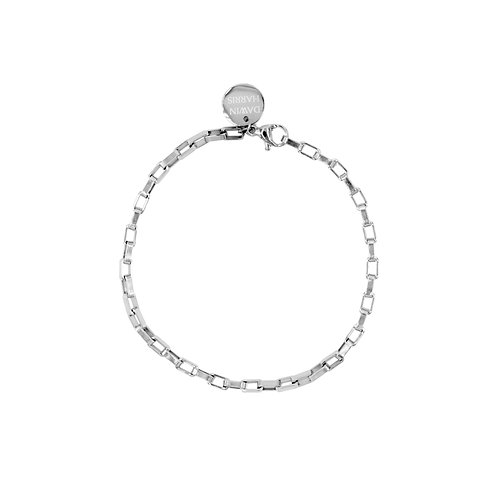 Aria Bracelet Silver