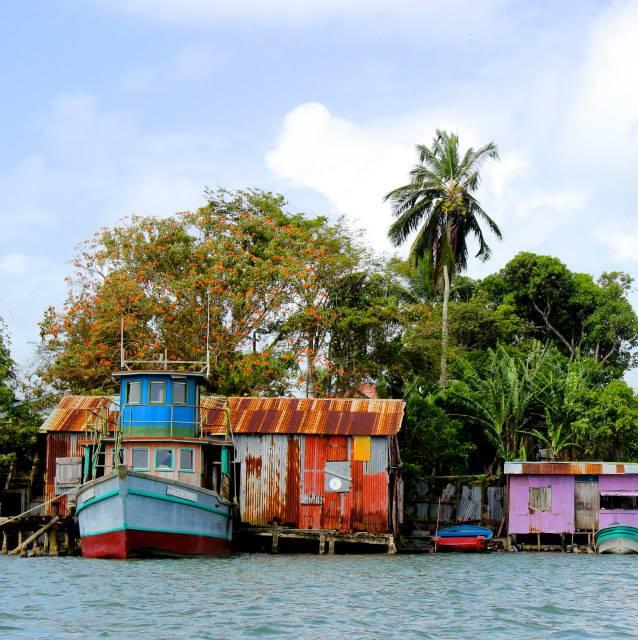 Nicaraguan caribbean coast