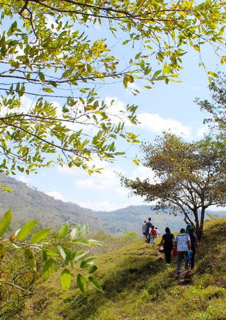 Camino, Nicaragua
