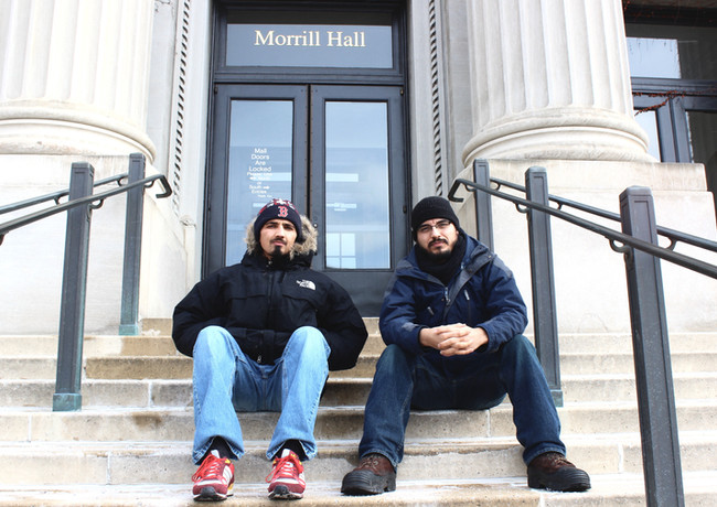University of Minnesota Protesters