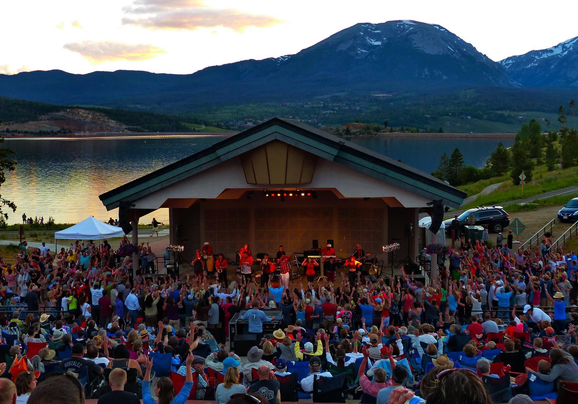 Colorado Weddng Band