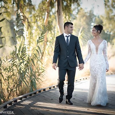 Lital & David - Wedding day