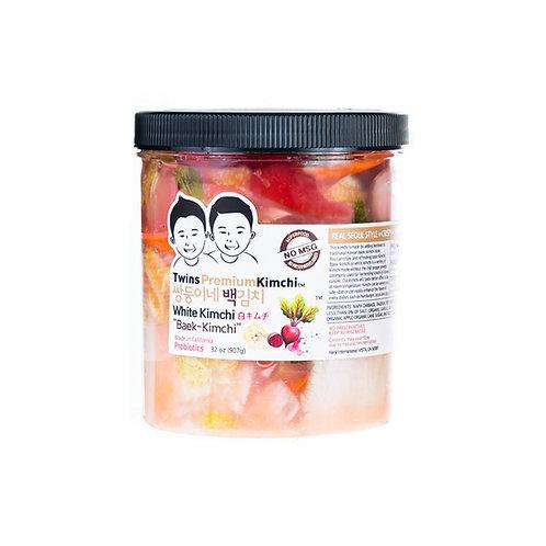 Twins Premium White Kimchi 32oz