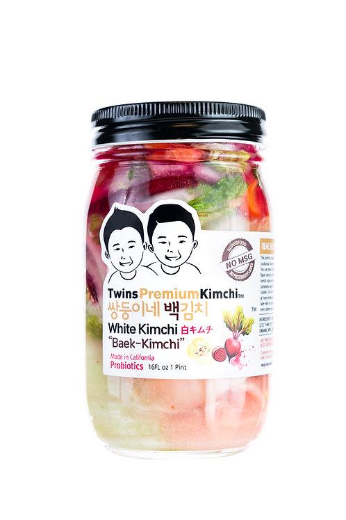 Twins Premium White Kimchi 16oz