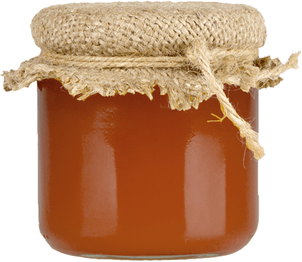 Raw Honey Enriched With Pollen