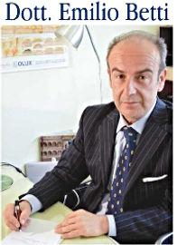 Dott. Emilio Betti, chirurgo e medico estetico, dermatologo, direttre DermoEstetica Italiana