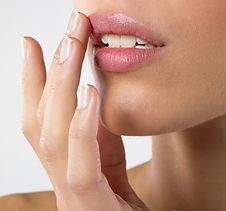 labbra aumento naturale