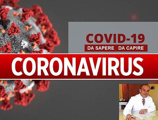 CORONAVIRUS - DA SAPERE DA CAPIRE - Dott