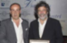 Prof. Roy De Vita Primario Chirurgia Plastica Regina Elena di Roma e Dott. Emilio Betti Direttore DermoEstetica Italiana