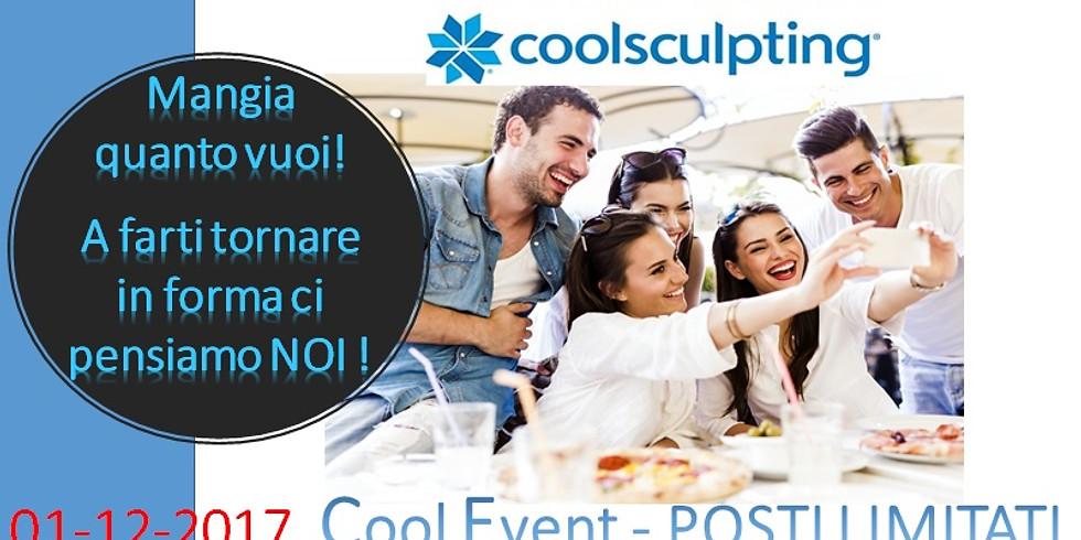 CoolEvent !    01-12-2017     Posti Limitati