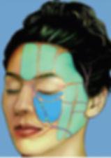 compartimenti di grasso del volto - come invecchia il volto anche quando si dimagrisce