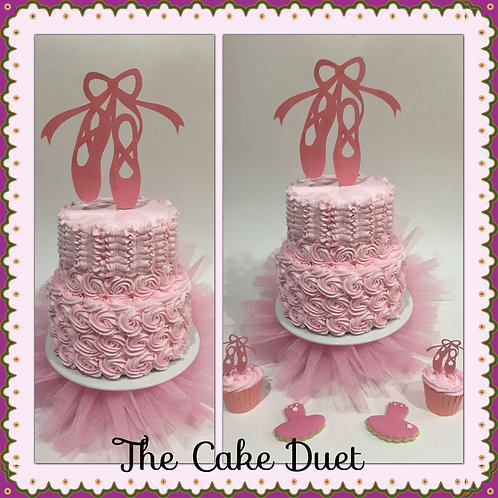 1 or 2 Tier Ballet Shoes . Starting from $