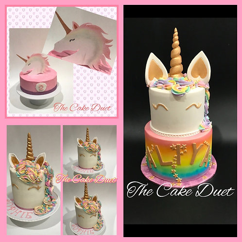 Assort Unicorn Cake - from