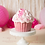 Thumbnail: Assorted Giant Cupcake with Chocolate Base - From