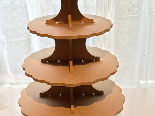 Cake / Cupcake Stands for Hire - Starts from