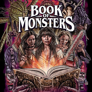 Book of Monsters film review