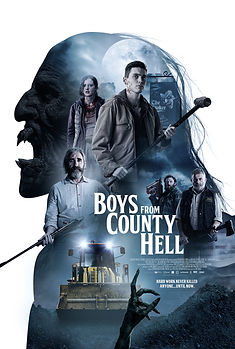 Boys from County Hell launches in UK and Irish cinemas from 6th August 2021