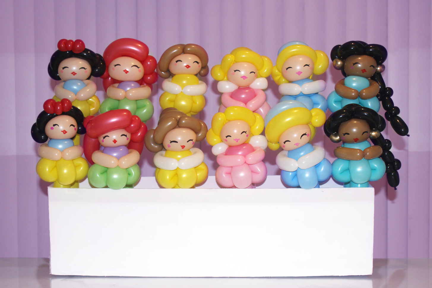 Disney Princesses Buddies