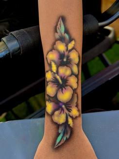 hisbiscus flower arm.jpg
