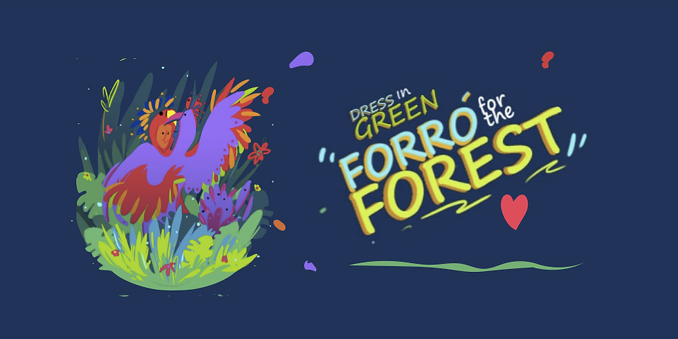 Forró for the forests! - Raising awareness through dance!