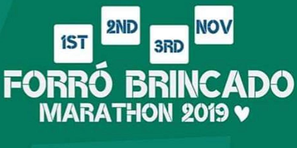 NO Forró Family - as the Forró Brincado Marathon is ON!