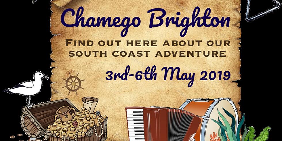Chamego Festival Brighton