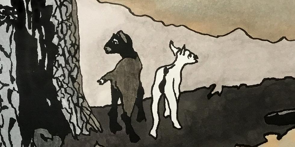 Buchvernissage 'Das Jahr der Ziege'