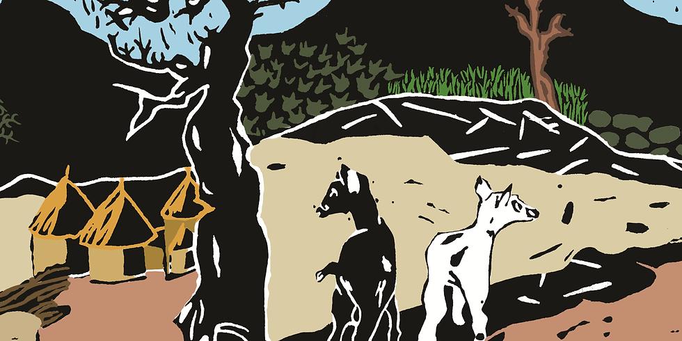 NEU: Postkarten 'Das Jahr der Ziege'