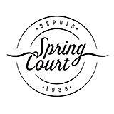 SpringCourt ロゴ