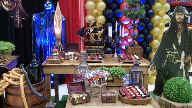 Painel de Balões para Festa