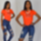 Orange Loyalty Is Royalty T Shirt 2.png