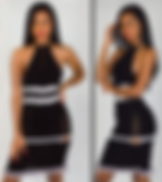 Back Out V Black and White Dress 1.png
