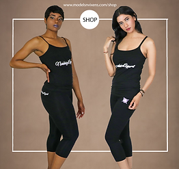 The Summer Black Sports Suit