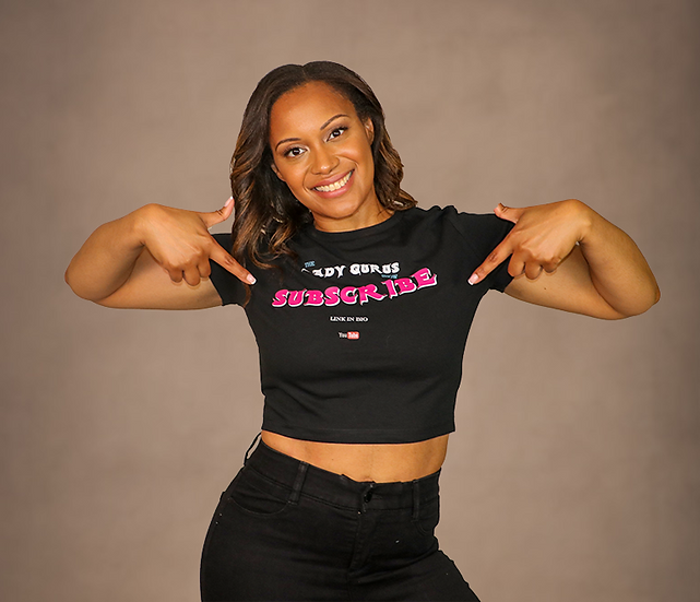 The Lady Gurus SUBSCRIBE T Shirts