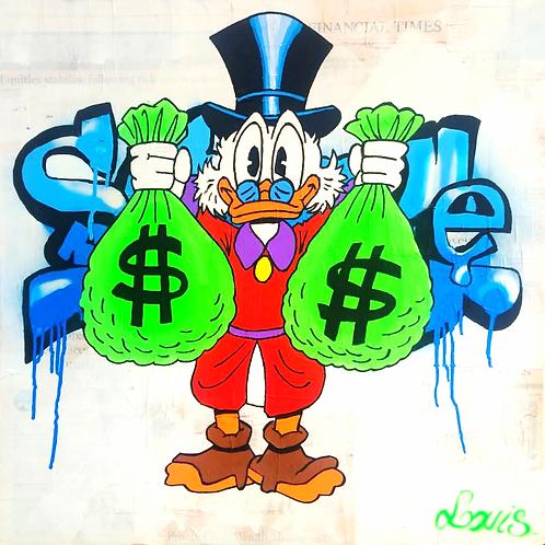 SCROOGE x MONEY BAGS