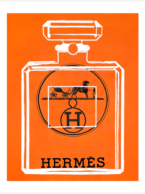 HERMES MEETS CHANEL (LARGE)
