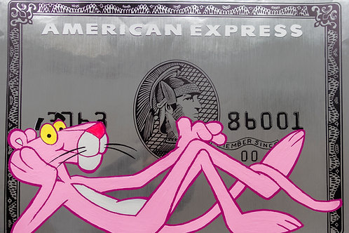 PINK PANTHER x AMEX