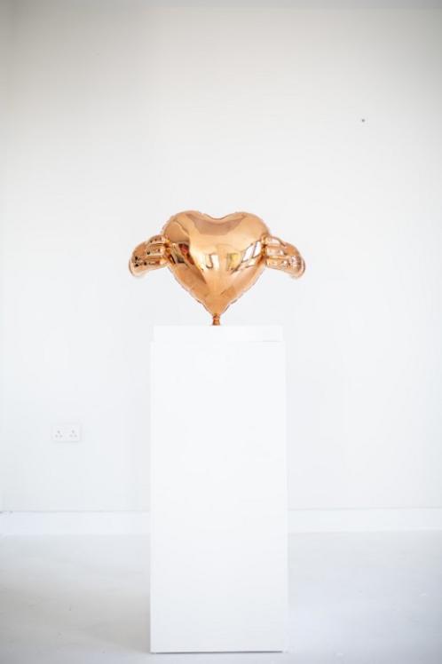 HEART BALLOON/ 60cm