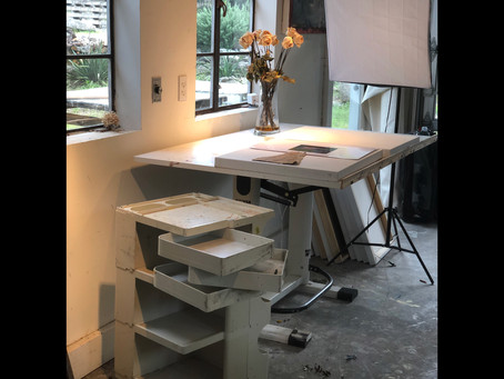 Cleve's Drafting Table