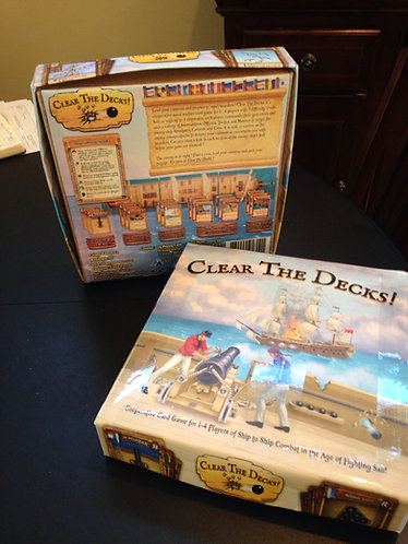 Clear the Decks!